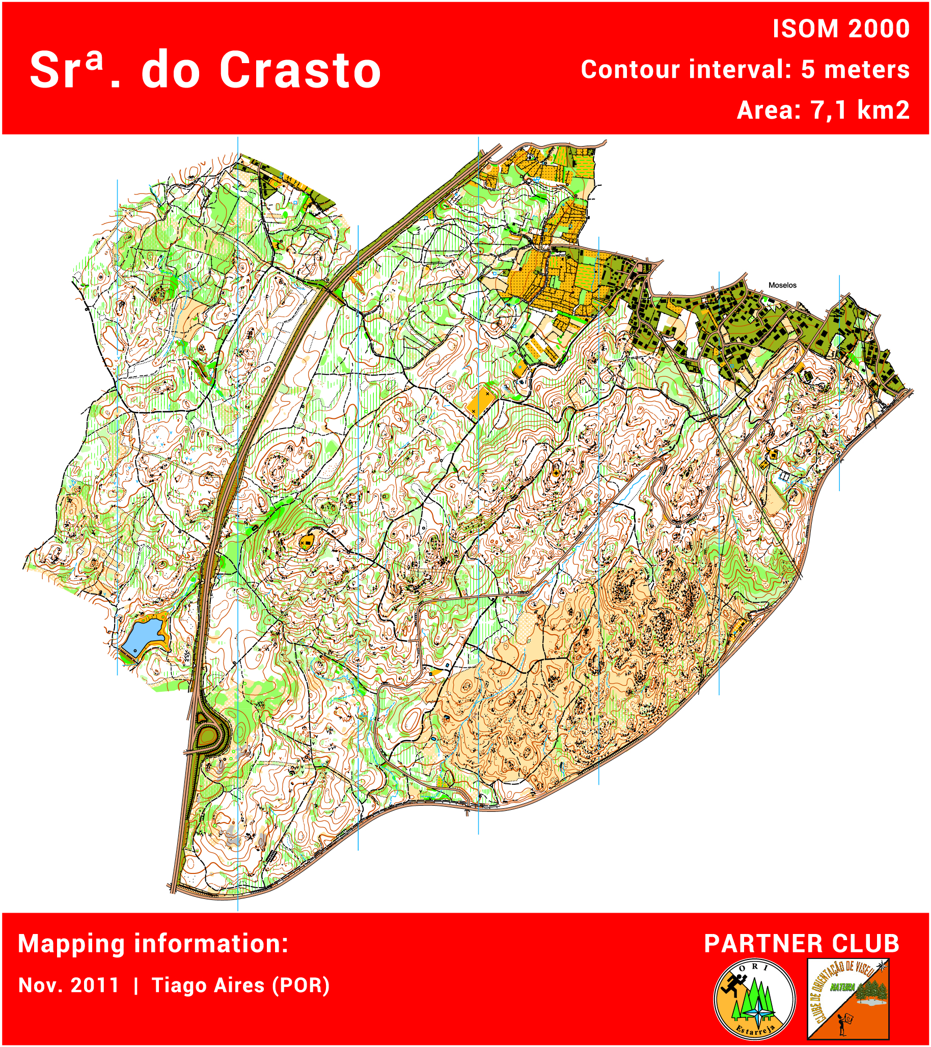 7) Srª do Crasto (7,1 km2) (25/01/2019)